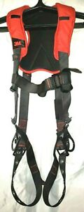 3M Protecta 1161414 Vest-Positioning Harness, Vest Style, M/L, Polyester, Black
