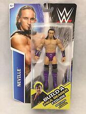 WWE Mattel Neville Build A Paul Bearer Figure - Bent CardDamaged Packaging
