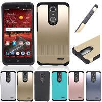 Slim Hybrid Armor Shockproof Case Hard Phone Cover Skin For ZTE Blade Spark Z971
