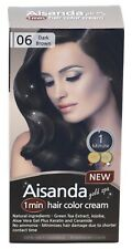 Aisanda 1 Minute Speedy Hair Color Cream With Natural Extracts, 60g, Korea