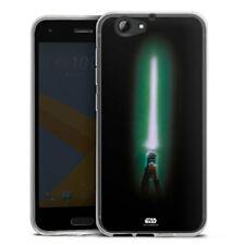 HTC One A9 s Silikon Hülle Case HandyHülle - lightsaber