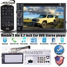 For Jeep Renegade Car Stereo DVD Player Radio Touch Screen AUX In-Dash Bluetooth