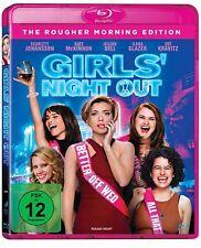 Blu-ray * GIRLS ' NIGHT OUT - SCARLETT JOHANSSON - KATE MCKINNON  # NEU OVP <