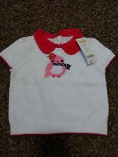 Gymboree*NWT* 18-24 months smart and sweet bird sweater