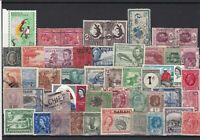 mixed world mainly commonwealth country stamps ref r11249