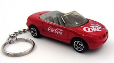 Custom Keychain MGF 1.8i Coca Cola Red Key Chain Ring Fob
