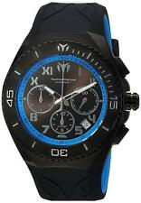 Technomarine TM-215071 Manta Men's 48mm Black Tone Black/Blue Dial Watch