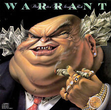Dirty Rotten Filthy Stinking Rich by Warrant (CD, Jan-1989, Columbia (USA))