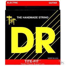 3-Sets DR Strings EH-11 Tite Fit Heavy Nickel Electric Guitar Strings (11-50)