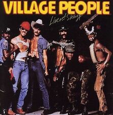 Live and Sleazy [Rebound] by The Village People (CD, May-1994, Rebound Records)