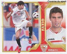N°06B FEDERICO FAZIO # ARGENTINA SEVILLA.FC STICKER PANINI CROMO LIGA 2012