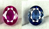 Ceylon Purple Sapphire Loose Gemstone 15.55 Ct Natural Oval Cabochon AGI Certified K3920
