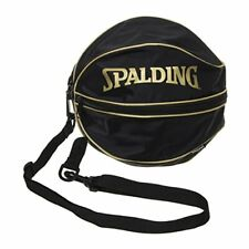 SPALDING Basketball Ball Carry Bag Gold 49-001GD Japan
