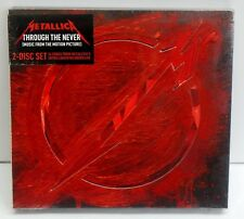 Metallica Through The Never 2 CD Set - NEW (Live Recorded) - 16 Songs