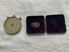 Fowlers Long Scale Calculator in original Fowlers case