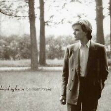David Sylvian Brilliant Trees CD NEW 2006 Digitally Remastered Red Guitar