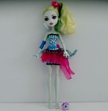 Muñeca Monster High Lagoona Azul