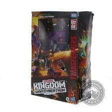 Transformers War for Cybertron Kingdom Leader WFC-K28 Galvatron F0701 USED