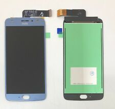 NUOVO MOTOROLA MOTO X4 2017 Schermo LCD Touch Digitizer Assembly STERLING BLU