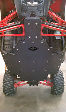 Polaris RZR 800 S skid plate UHMW SSS Off Road