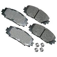 Front Brake Pads for LEXUS SCIONCT200H IQ Premium Rear Brakes