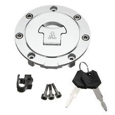 Fuel Cap Gas Tank Cover With Key Set For Honda CBR250 CBR600RR CBR900 MC19 MC22
