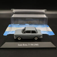 1:43 IXO Altaya Isard Royal T-700 1960 Diecast Models Christmas Gifts Collection