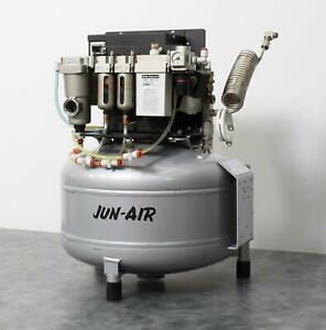 Jun-Air 62-140512 Compressed Air Tank and Controller / without Compressor