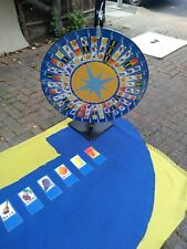 More details for wheel of fortune with layout, fun casino, fêtes, fruit machine symbols