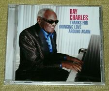 Ray Charles - Thanks for Bringing Love Around Again : 2002 XIII Bis Records CD