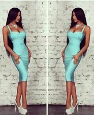 Regular Rayon Cocktail Stretch, Bodycon Dresses for Women