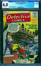 Detective Comics 217 CGC 6.0 -- 1955 -- 7 Higher. Batcave Secret  #2037957012