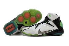 Nike Lebron XII 12 White/Black-Multi Color All Star Game 742549-190 Men's SZ 10