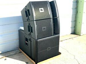 JBL VRX932LAP/VRX918SP Powered Loudspeaker (Package) #7594