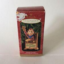 Hallmark Howdy Doody Ornament Keepsake Anniversary 1997 50 Years