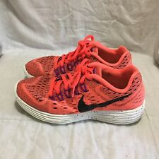 NIKE LUNAR TEMPO RUNNING SHOES - MULTI COLOR ( SIZE 5.5 ) WOMEN'S