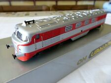 Locomotora Diesel Talgo,Renfe serie 2000Escala H0 Rfª2108 Ibertren