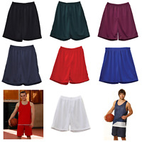 NEW MENS AIRPASS BASKETBALL SHORTS ADULT MEN'S SPORTS GYM SOCCER BREATHABLE