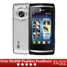 LG GC900 Viewty Unlocked Mobile Phone Retro Unique Design - Black