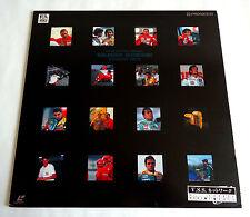 F-1 GRAND PRIX SPECIAL MUSIC SCENE EXHAUST JAPAN LD Laser Disc F1 Ayrton Senna
