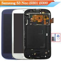 LCD Display Ecran Tactile Screen + Cadre pour Samsung Galaxy S3 Neo i9301 i9300i