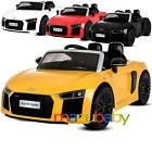AUDI R8 auto elettrica 12V + radiocomando / macchina telecomandata / ride on car