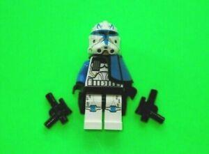 LEGO STAR WARS ### CAPTAIN REX - MIT WAFFEN FIGUR AUS SET 75012 ### =TOP!