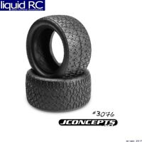 JConcepts 3076-05 Dirt Webs 2.2 Inch Buggy Rear Gold Tires (2)