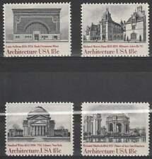 America / USA postfris 1981 MNH 1500-1503 - Architecture
