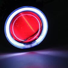 Headlight Halo Projector Blue Devil eyes For Suzuki GSXR 600 750 1000 Hayabusa