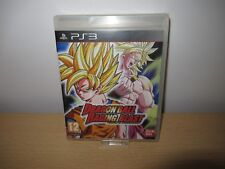Dragon Ball: Raging Blast Sony Ps3 Nuevo Empaquetado Pal