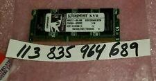 Kingston 256MB 144-Pin SO-DIMM PC 133 Laptop Memory Model KVR133X64SC3/256