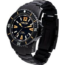 LUM-TEC 300M-3XL AUTOMATIC + GIFT MENS WATCH AUTHORIZED DEALER FREE SHIPPING