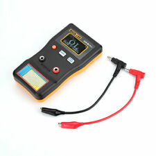 Esr Ohm Meter Capacitance Resistance Capacitor Circuit Tester With Test Clips